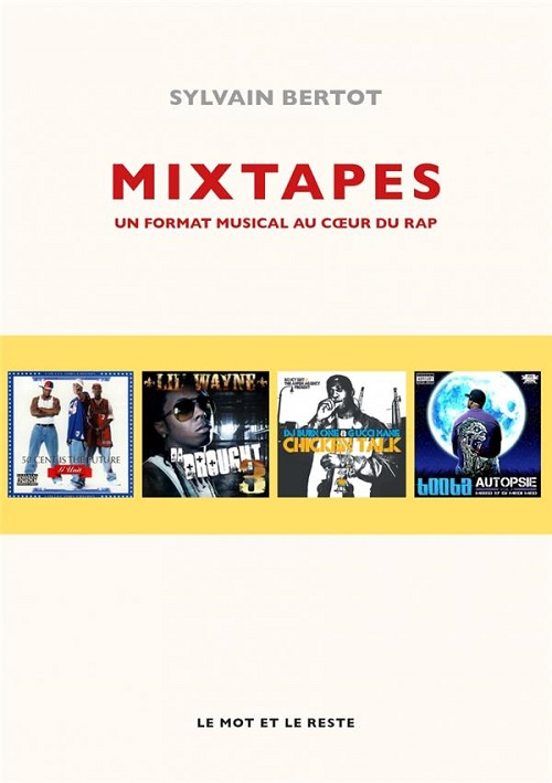 SYLVAIN BERTOT - Mixtapes
