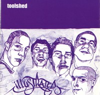 TOOLSHED - Illustrated