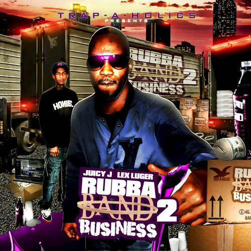 JUICY J & LEX LUGER - Rubba Band Business 2