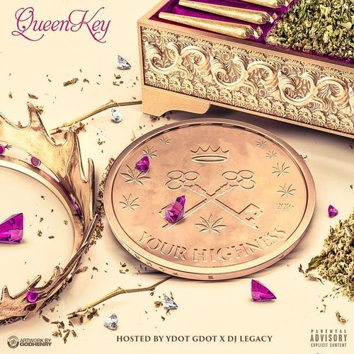QUEEN KEY - Your Highness